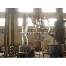 chemical material titanium white dryer machine high speed rotating flash dryer