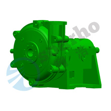 65ZJ Head Effiiency Mine Slurry Pump