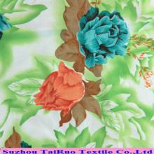 Gedruckte Pfirsichhaut Microfiber Fabric für Kleidungsstück