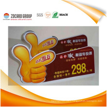 Promotion Item Gifts Safety PVC Notice Board Images Sign Board