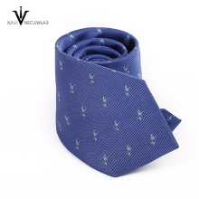 Custom 100% Polyester Flag Printed Ties For Men