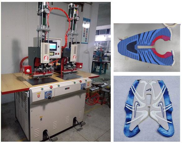 RF welding machine