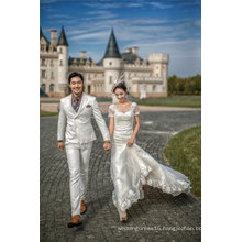 Mermaid Dress Bridal Gowns Wedding Dresses (TJBLCT007)