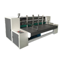 Automatic Partition Slitter Machine / Corrugated Board Partition Slot Machine Laminated Film New Product 2020 Electric 1.5 Years