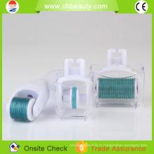 2015 Traitement de microneedle face à la vente chaude Traitement de la peau 3 en 1 rouleau derma