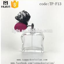 Новый дизайн 50 мл 100 мл декоративные стеклянные бутылки дух