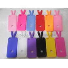 Caja del teléfono móvil del silicón para el iPhone /Samsung/ HTC