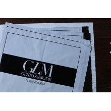 Bolsa de plástico vendedora caliente de la camiseta / anuncio publicitario plástico para las ventas al por mayor