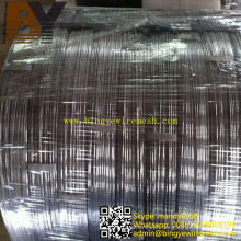 Hot-Dipped Galvanized Cattle Farm Wire