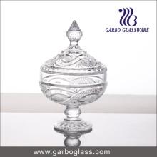 Forme de conception classique Galss Sugar Jar