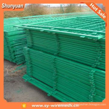 PVC Coated Prison Fence