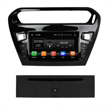 car multimedia accessories for PG 301 2013-2016