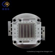 Microplaqueta UV UV do diodo emissor de luz da ESPIGA 395nm do diodo emissor de luz do poder superior de 50 watts