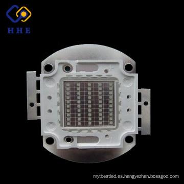 2014 productos más vendidos 50w diodo infrarrojo de alta potencia ir 740nm crecer luz