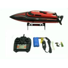 2.4 GHz RC Boat 25KM/H High Speed Yacht with 180 Degree Flips