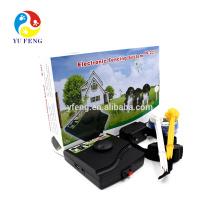 Système électronique invisible de clôture de chien d'animal familier de 5,5 acres pour des chiens contrôleur électrique de barrière de chien de sécurité d'animal familier
