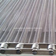 Aço Inoxidável 316 Conveyor Wire Mesh