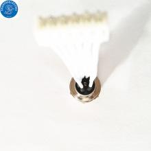 8-poliges PCBoard im Flachband 6-adriges Kabel des Steckers