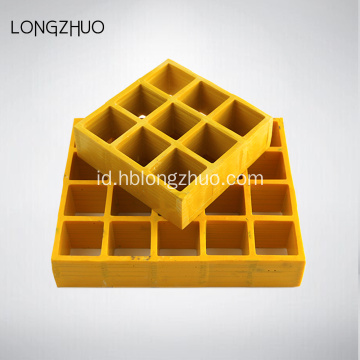Fiber Reinforced FRP Grating Floor