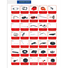 Spare Parts for Gasoline Generators and Engines Use