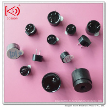 3V 5V 12V Piezo Ceramic Small avec Rhos Unity Magnétique Buzzer