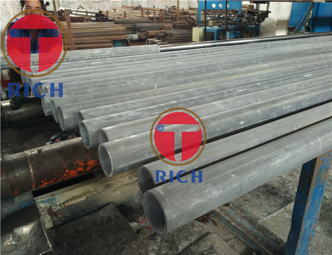 chrom alloy steel tube