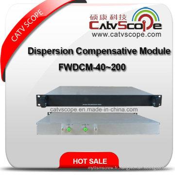 Dcm, Module Compensatif de Dispersion, Fibre Compensative Longueur: 40-200km