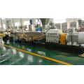 water-ring pelletizing extruder for elastomer granulator