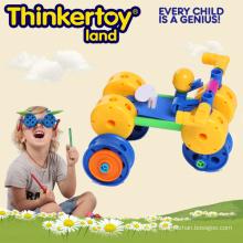 Coordination des yeux à la main Apprendre le jouet en plastique pour les enfants