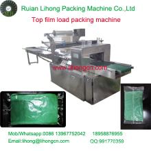 GZB-350A Hochgeschwindigkeits-Kissen-Art Reinigungstuch-Verpackungsmaschine