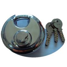 Cadenas en acier inoxydable, verrouillage de disque, cadenas (AL60-70-80-90)
