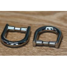 high quality zinc alloy metal belt buckle for handbag