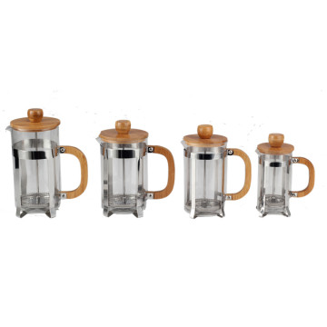 Professioneller Großhandel Glas French Press Set