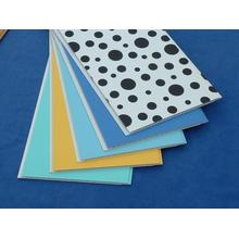 Plastic Laminated Ceiling Panels for Inside Environments