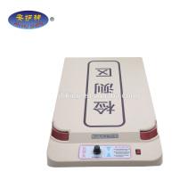Platform Needle detector machine,table style needle inspection machine