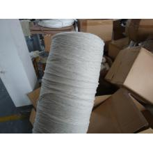 Fils 100% purs de fibres acryliques pour l'emballage de tressage