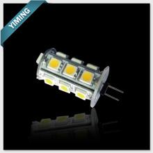 Столбчатые 3W светодиодные 5050SMD G4