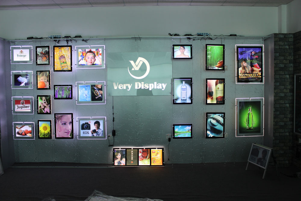 verydisplay showroom lightbox