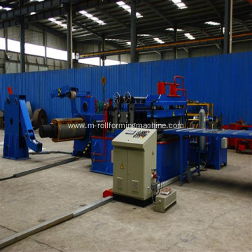 Automatic Metal Sheet Cutting Machine