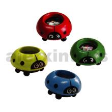 Wooden Kaleidoscope Beetle (4 colors) (80446)