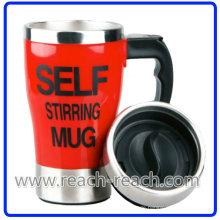 Selbst rühren, Becher, Becher, elektrischen Kaffee-Haferl (R-E020)