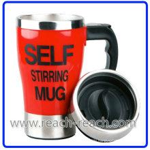 Self Stirring Mug, Travel Mug, Electric Coffee Mug (R-E020)