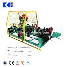 China Fabrik Bester Preis High Speed Double Wire Reverse Verdrehte Stacheldraht Maschine
