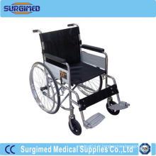 Fauteuil roulant d'hôpital médical pour handicap physique