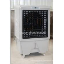 Refrigerador portátil de aire evaporativo de agua móvil