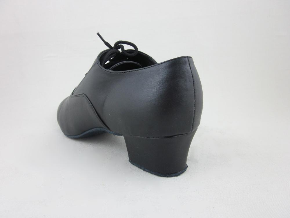 Black Practice Dance Shoes