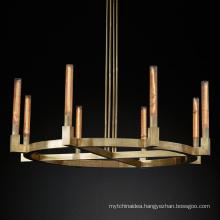 Guangdong wholesale indoor exquisite chandelier for living room