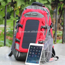 Alibaba china manufacture solar backpack, Free sample for solar backpack