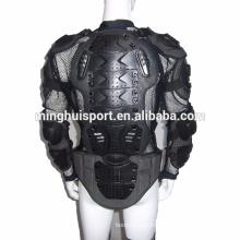 Moto course hors route course professionnelle Bullet Flight armure de corps, Motocross Racing Suit