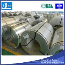 Cold Rolled Steel Coil, Galvanized Steel Strip